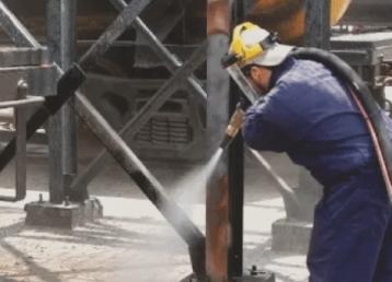 industrial-sandblasting-vancouver washington